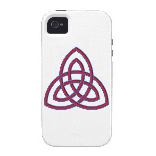 viking tribal knot vibe iPhone 4 cases