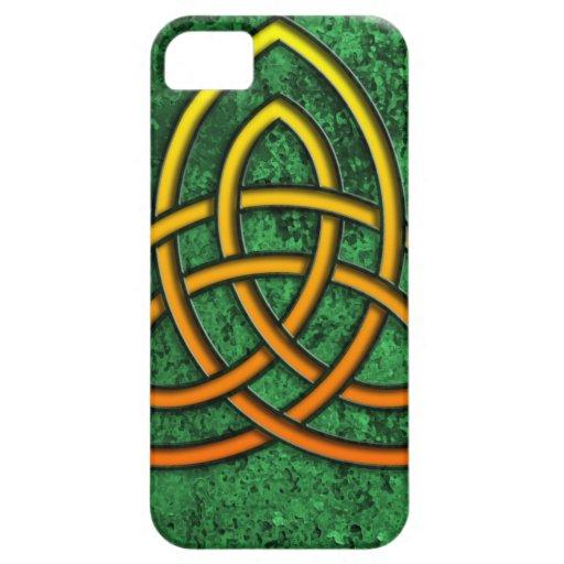 viking tribal knot iPhone 5 case
