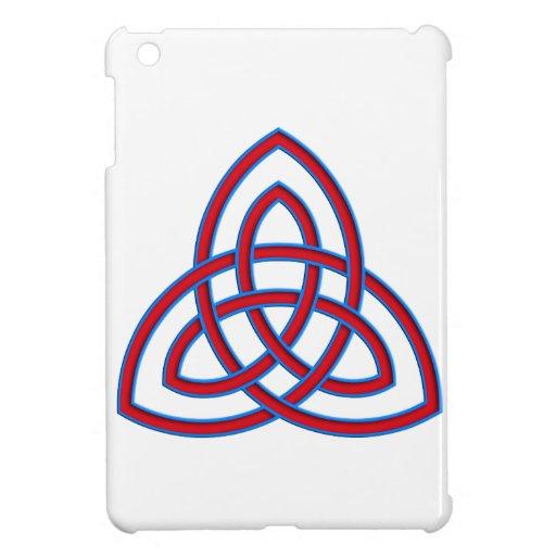 viking tribal knot iPad mini cover