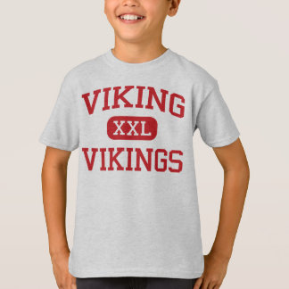 Viking - Vikings - Middle School - Gurnee Illinois T-Shirt