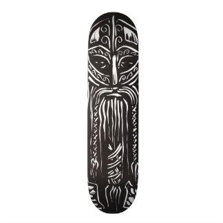 Viking Warrior 21.3 Cm Mini Skateboard Deck