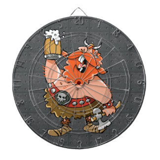 VIKING WARRIOR DARTBOARD