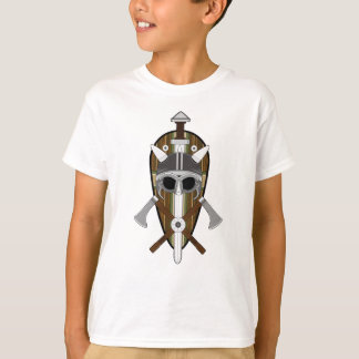 Viking Warrior Shield T-Shirt
