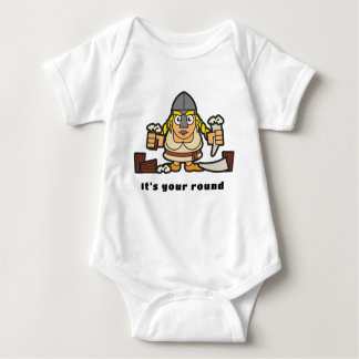Viking - Your Round Baby Bodysuit