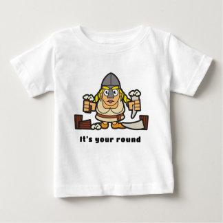 Viking - Your Round Baby T-Shirt