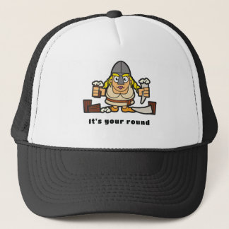 Viking - Your Round Trucker Hat