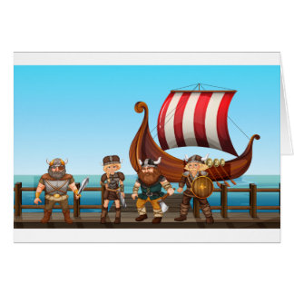 Vikings Card