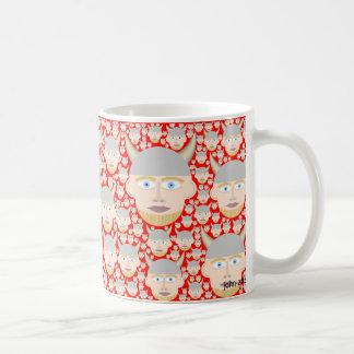 vikings coffee mug
