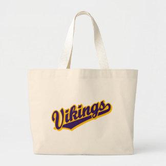 Vikings in Custom colors Bag