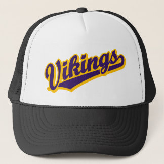 Vikings in Custom colors Trucker Hat