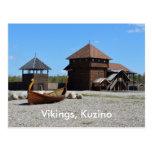 Vikings, Kuzino Postcard
