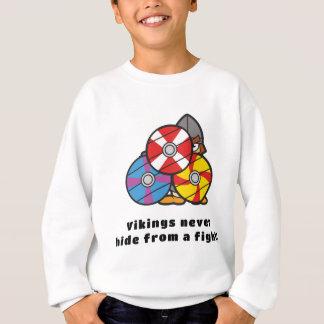 Vikings Never Hide Sweatshirt
