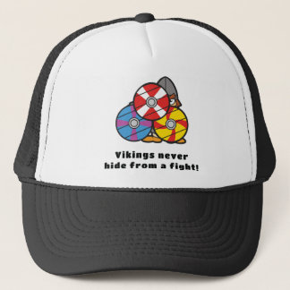 Vikings Never Hide Trucker Hat