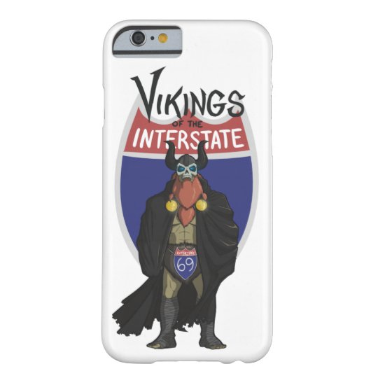 Vikings of the Interstate Phone Case: The Captain Barely There iPhone 6 Case