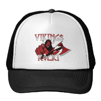 Vikings Rock Hat