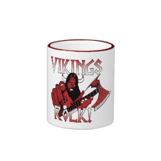 Vikings Rock Mug