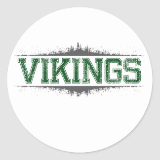 Vikings Stickers