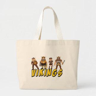 Vikings Jumbo Tote Bag