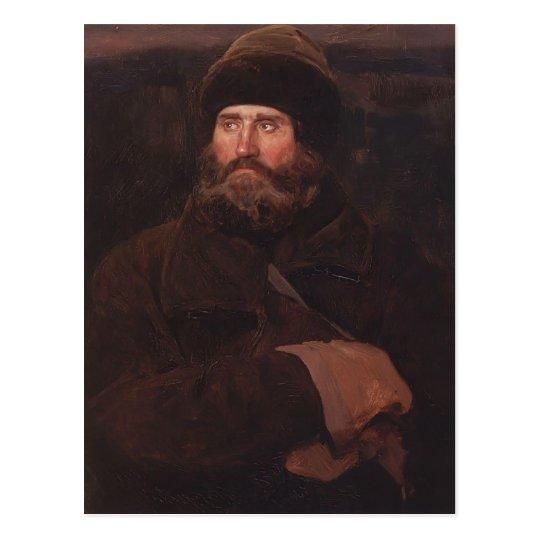 Viktor Vasnetsov- Ivan Petrov, a Peasant Postcard