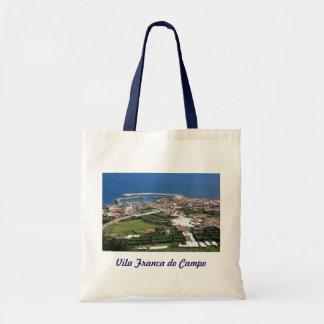 Vila Franca do Campo Budget Tote Bag