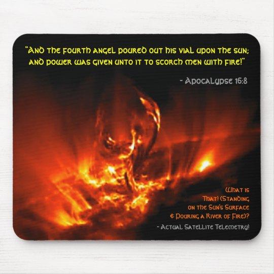 Vile-Angel Mouse Pad