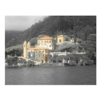 Villa Balbianello Lake Como Postcard
