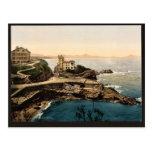 Villa Belsa, Biarritz, Pyrenees, France classic Ph