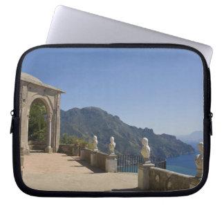 Villa Cimbrone, Ravello, Campania, Italy Computer Sleeve