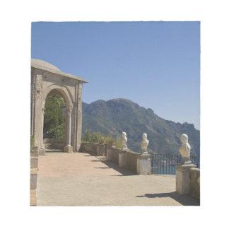 Villa Cimbrone, Ravello, Campania, Italy Notepad
