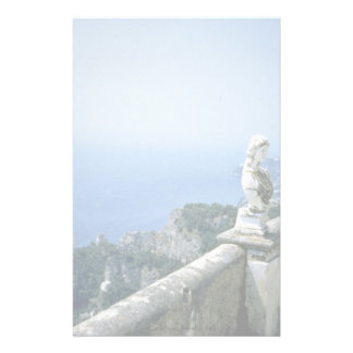 Villa Cimbrone, Ravello, Italy Customized Stationery