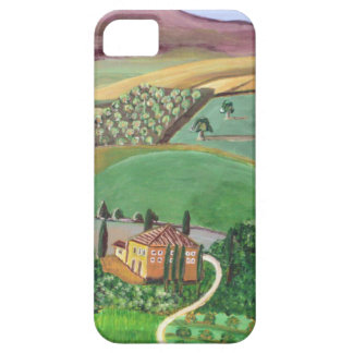 Villa in the Hill Barely There iPhone 5 Case