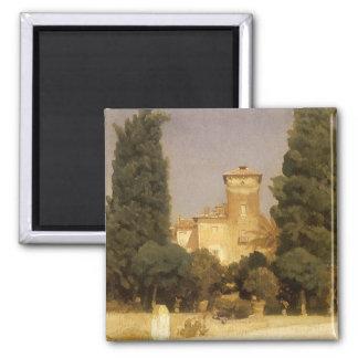 Villa Malta, Rome by Lord Leighton Magnet