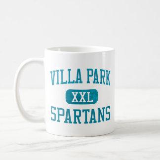Villa Park Spartans Athletics Coffee Mugs