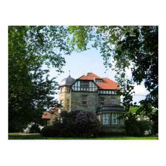 Villa Römer in Leverkusen Postcard