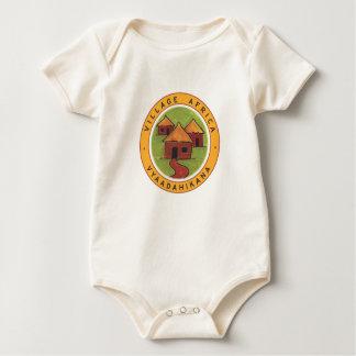 Village Africa Babygro Baby Bodysuit
