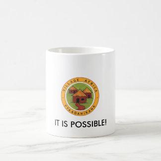 Village Africa It is Possible mug