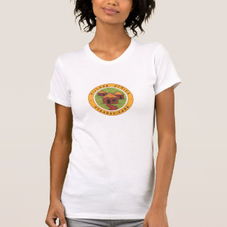 Village Africa logo t-shirt
