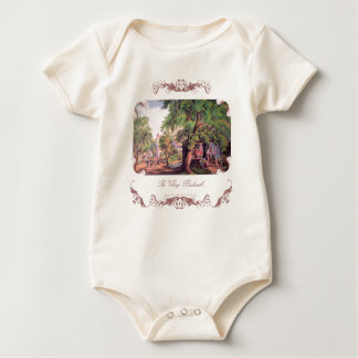 Village Blacksmith Baby Shirt