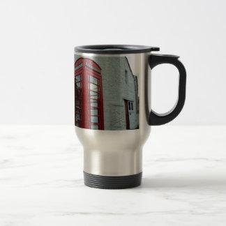 Village Book Swap Travel Mug