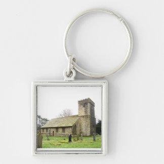 Village Church Key Ring