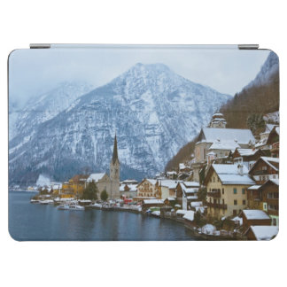 Village Hallstatt On The Lake - Salzburg Austria iPad Air Cover