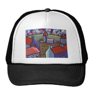 village hat