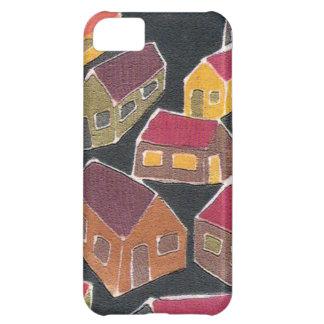 village houses iPhone 5C case