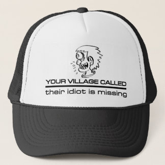 Village Idiot hat