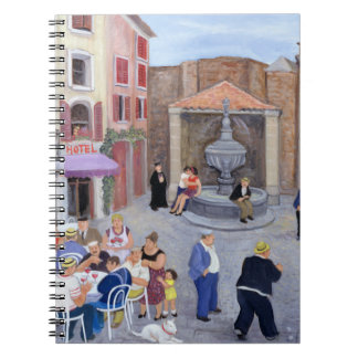 Village in Provence Notebook