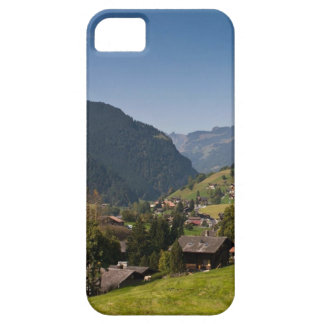 Village in the mountains barely there iPhone 5 case