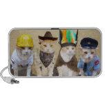 Village Kitties iPhone Speakers