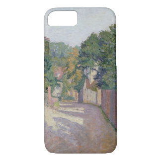 Village Lane (oil on canvas) iPhone 8/7 Case