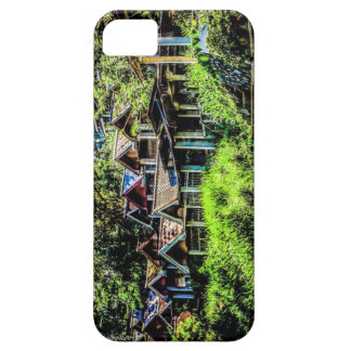 Village of Silence iPhone 5 Case