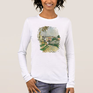 Village Road, 1879-82 (oil on canvas) Long Sleeve T-Shirt